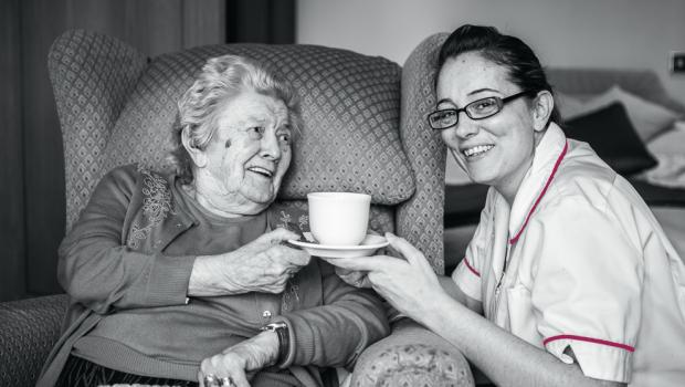 Practice development: collaborative working in social care