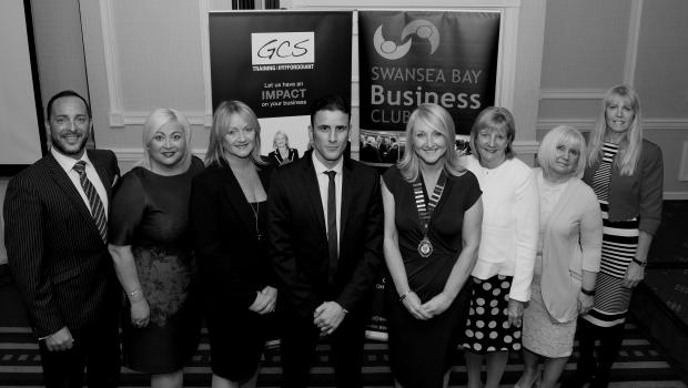 Apprentice star wows at Swansea Bay business lunch