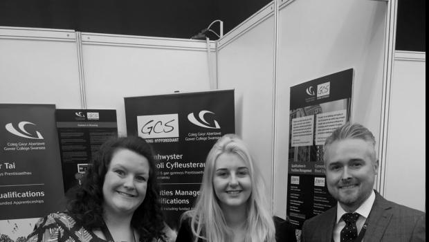 Team attend Welsh Housing Conference