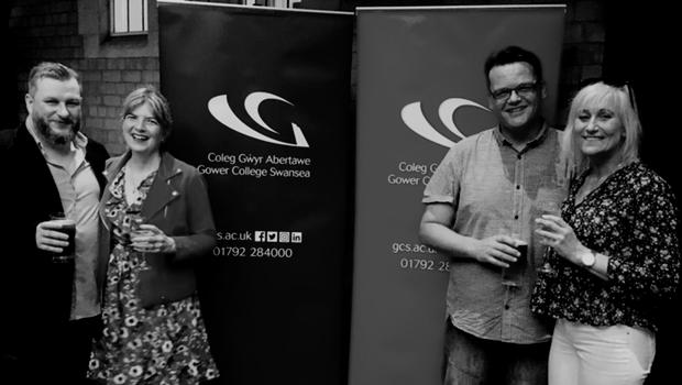 GCS Training supports TEDx Swanssea